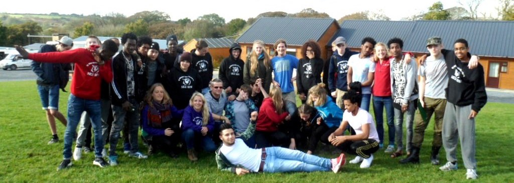 young people on NCS experience