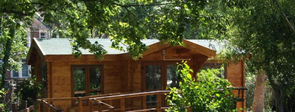 Horticulture cabin