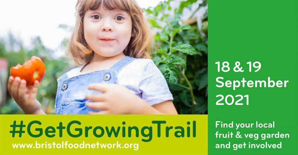 Bristol's Get Growing Trail Graphic